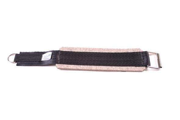 Fussmanschette Textil für Oberschenkel