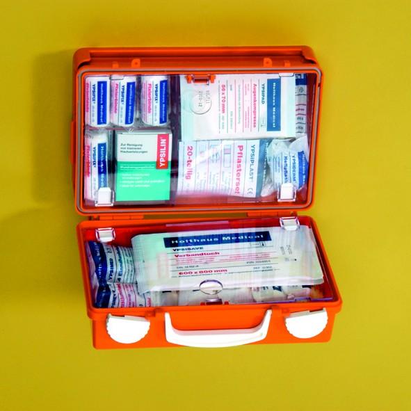 Erste-Hilfe-Koffer Quick, leer
