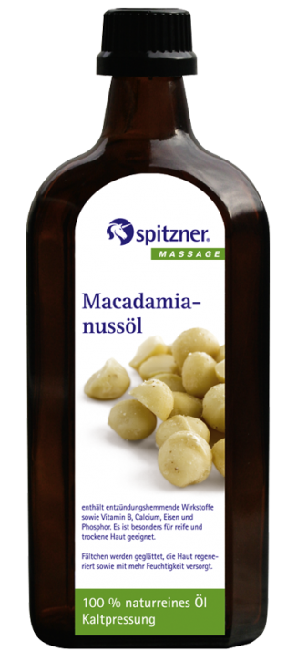 Basisöl Macadamianuss 500 ml