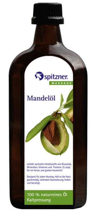 Basisöl Mandel 500 ml