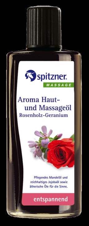 Rosenholz - Geranium 190 ml - entspannend