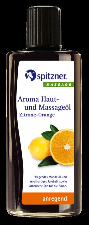 Zitrone-Orange 190 ml - anregend