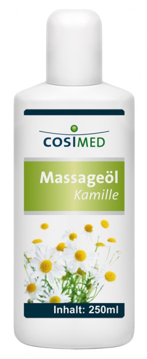 Massageöl Kamille 250 ml
