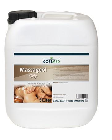 Massageöl Grip 5 Liter - Kanister