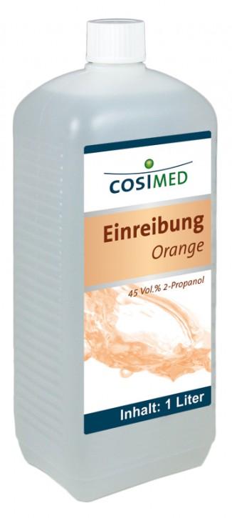 Sanfte Einreibung Orange 1 Liter 45 vol %