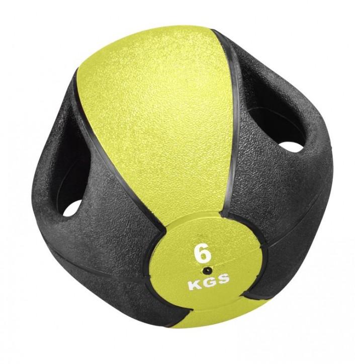 Medizinball Trendy Esfera 6000 g mit 2 Griffen
