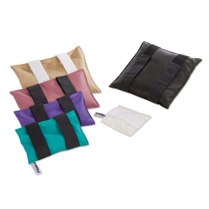 Sandsack mit Klett 15 x 15 cm - 500g