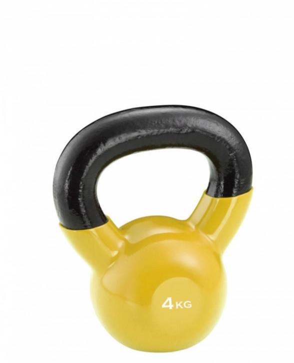 Kettle Bell 4 kg - gelb
