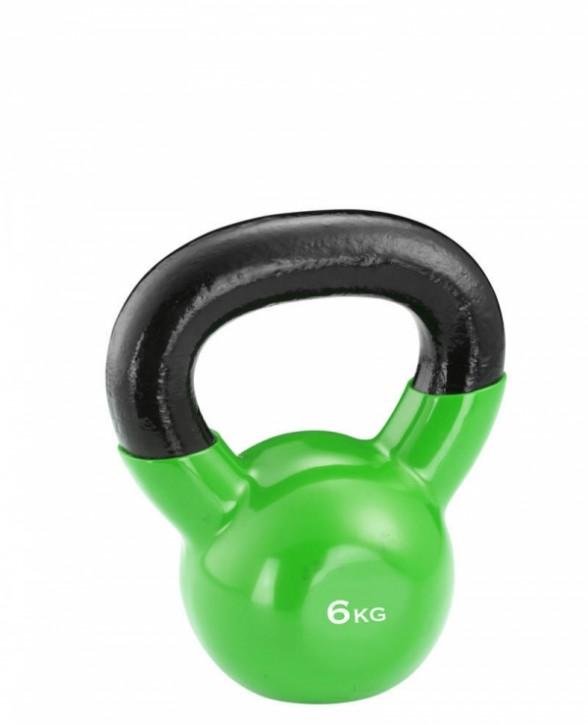 Kettle Bell 6 kg - grün