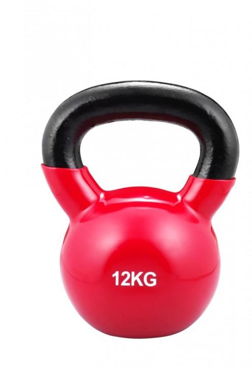 Kettle Bell 12 kg - rot