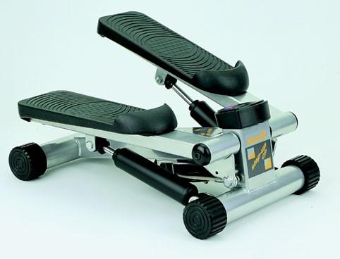 Mini-Stepper mit Trainingscomputer