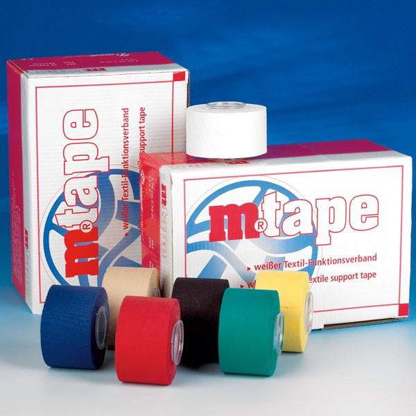 M Tape - 3,75 cm x 10 m - 4 verschiedene Farben