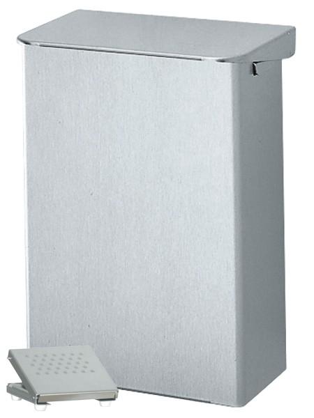 Abfallbehälter 15 Liter - mit Tretmechanismus