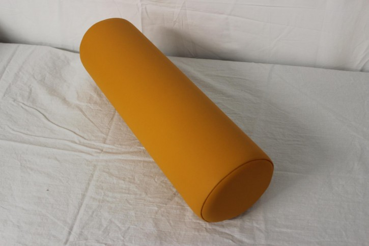 Rundrolle 50x15 cm - Tundra-Mango - NEUWARE