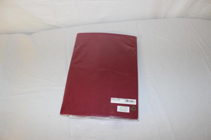 Jersey Spannbezug für Therapieliege 60-70 cm, Farbe burgund -NEUWARE