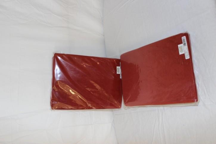 Frottee Spannbezug für Therapieliege 75-80 cm, Farbe zimt -NEUWARE