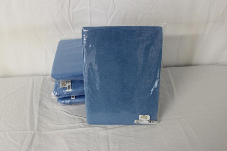 Frottee Spannbezug für Therapieliege 60-70 cm, Farbe: korn -NEUWARE