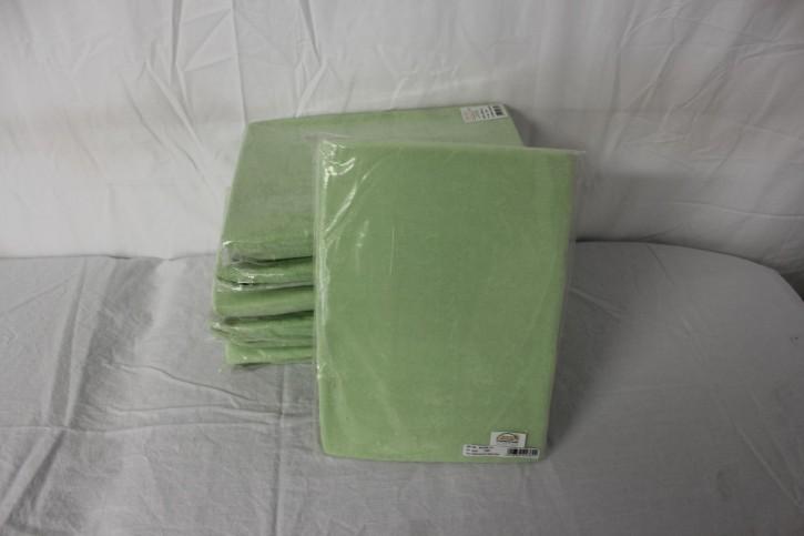 Frottee Spannbezug für Therapieliege 60-70 cm, Farbe Opal -NEUWARE
