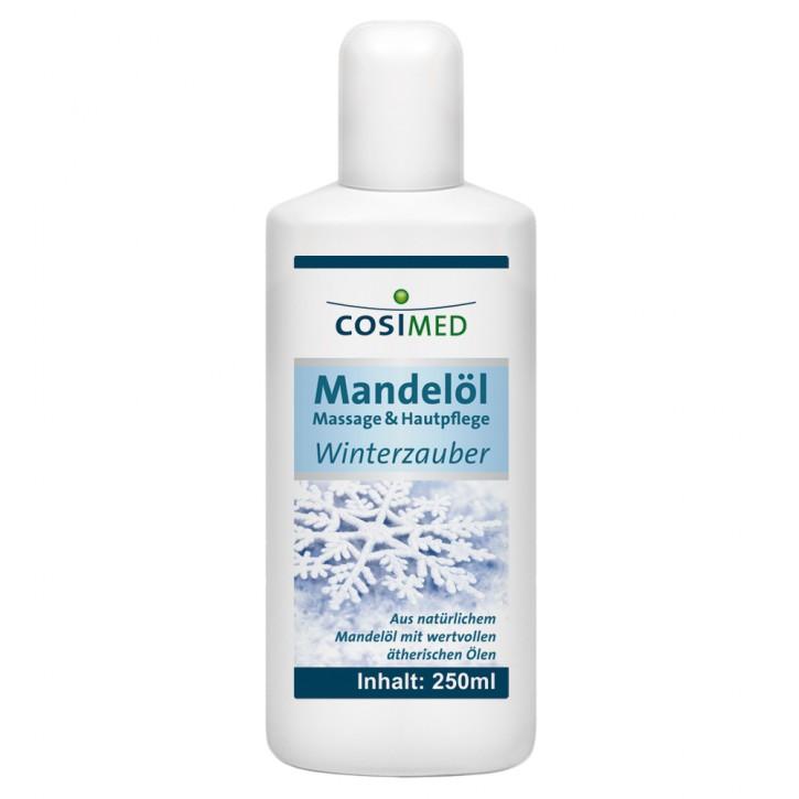 Mandelöl Winterzauber 250 ml