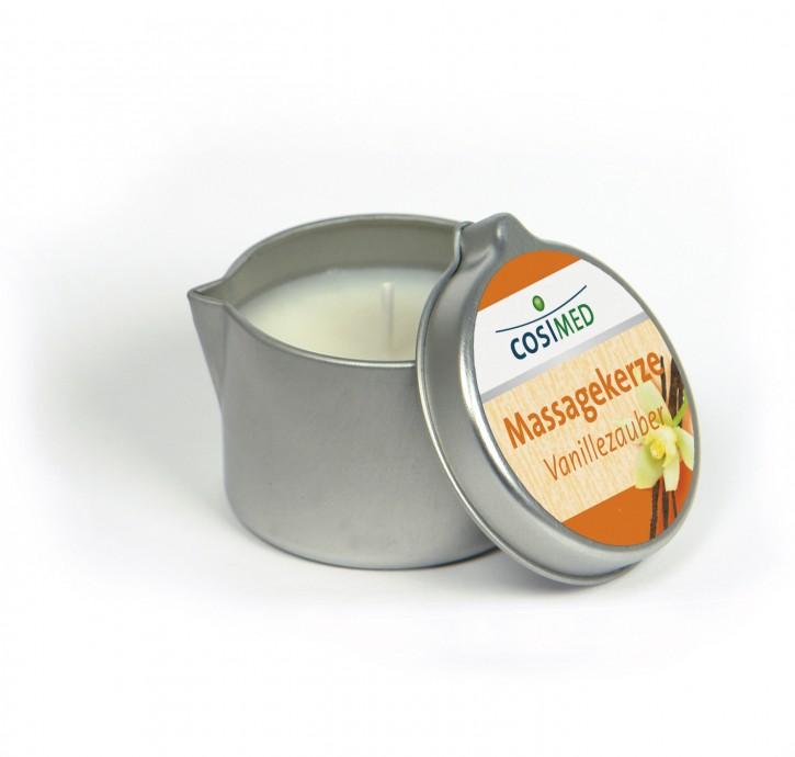Massagekerze Vanillezauber 92 g