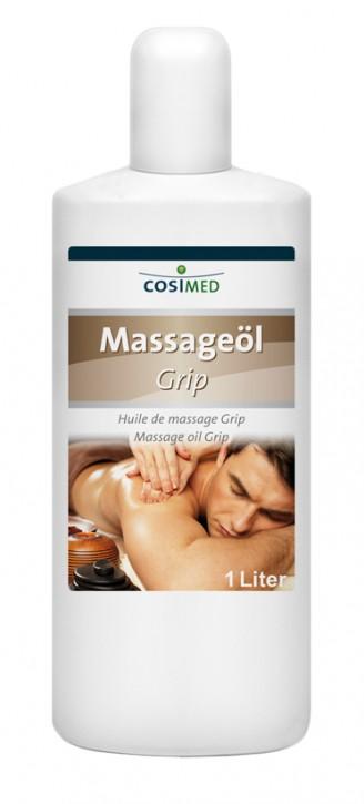 Massageöl Grip 1000 ml - Flasche