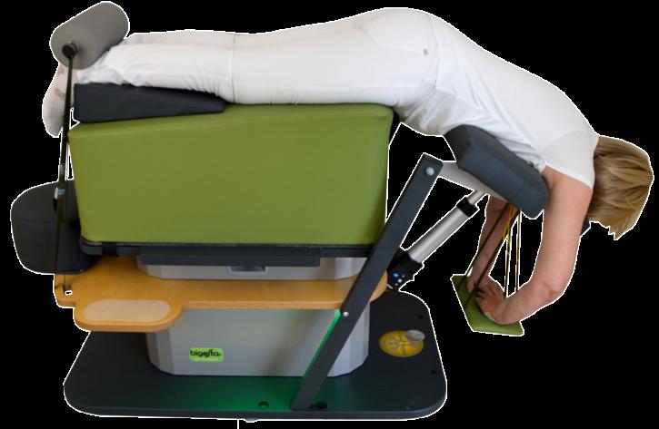 SPINTRACmed® - Der Rückenprofi