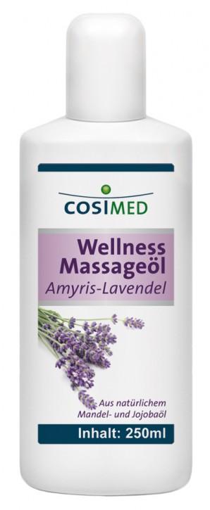 Wellness-Massageöl Amyris-Lavendel 250 ml