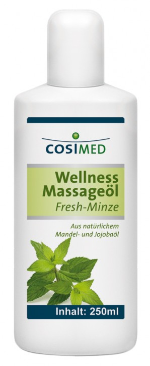 Wellness-Massageöl Fresh-Minze 250 ml