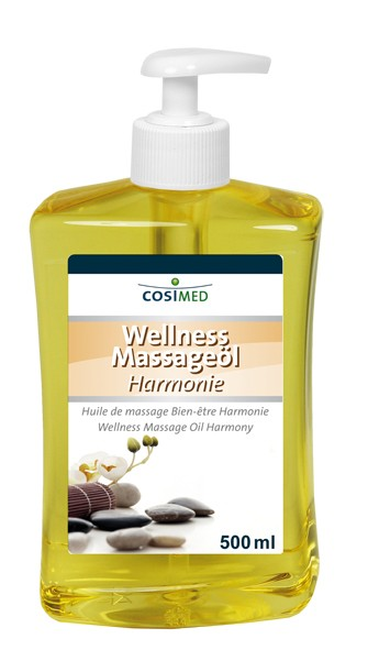 Wellness-Massageöl Harmonie 500 ml