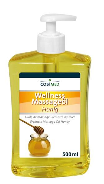 Wellness-Massageöl Honig 500 ml