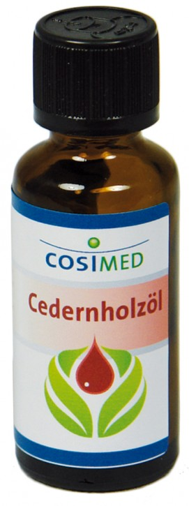 Ätherisches Öl Cedernholz 30 ml
