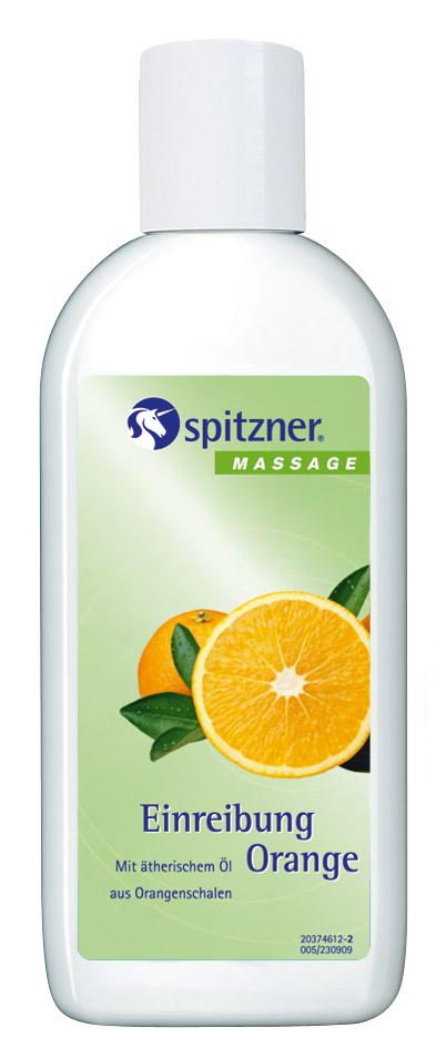 Einreibung Orange 200 ml