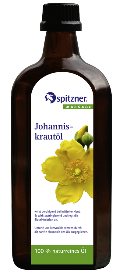 Basisöl Johanniskraut 500 ml