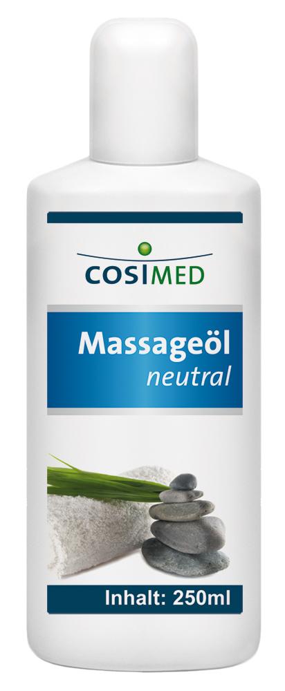 Massageöl neutral 250 ml