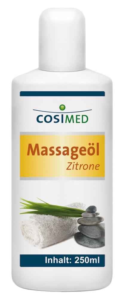 Massageöl Zitrone 250 ml