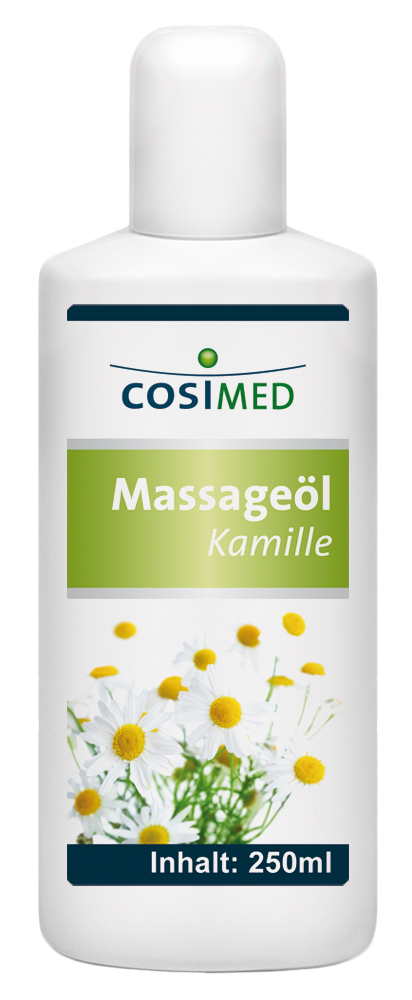 Massageöl Kamille 250 ml