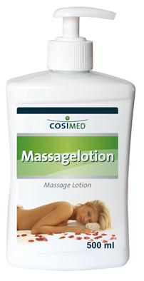 Sparangebot - 6 x Massagelotion 500 ml - Dosierflasche 6 Stück zum Preis von 5