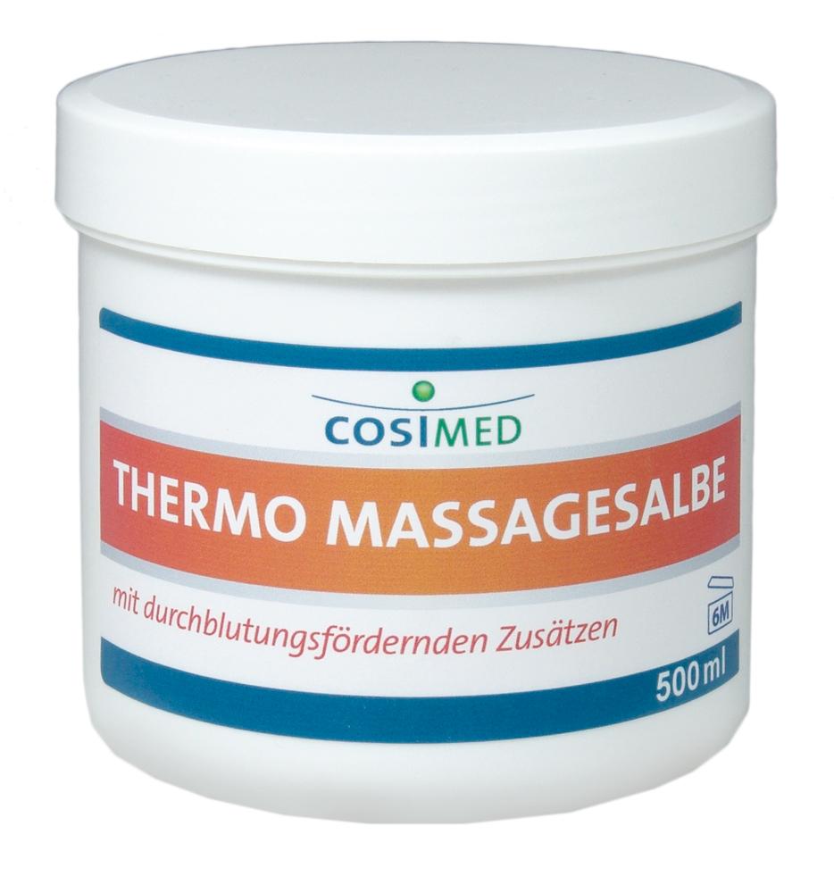 Thermo-Massagecreme