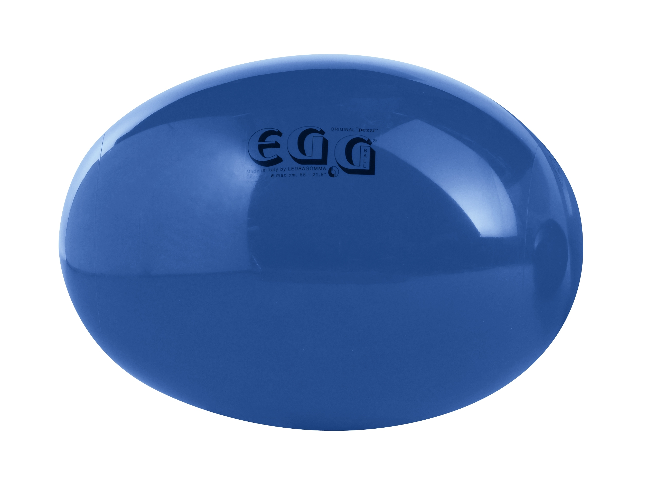 Pezzi-Eggball blau 85 cm