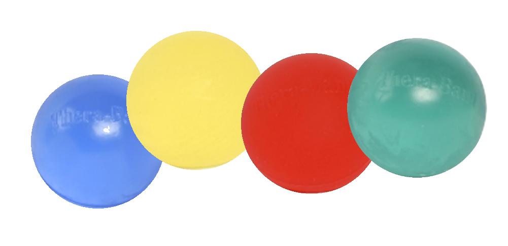 Thera-Band Handtrainer - verschiedene Farben und Widerstände