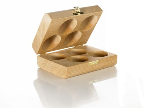 Thera-Band Holzbox für Handtrainer