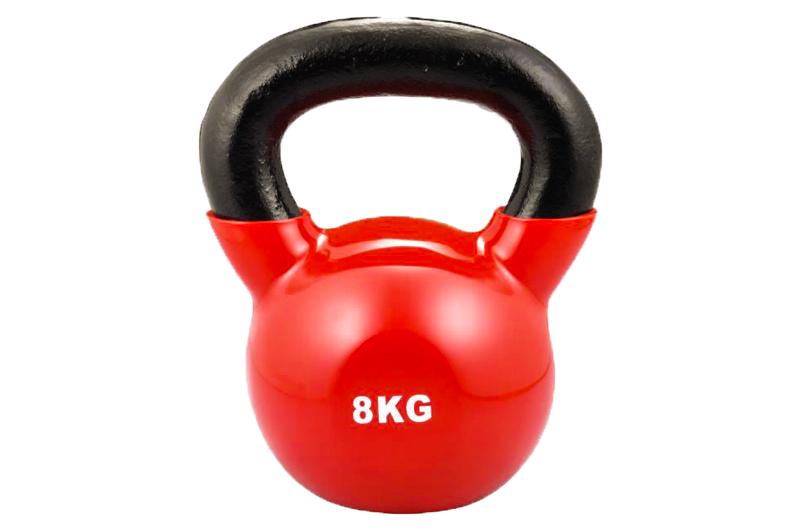 Kettle Bell 8 kg - orange