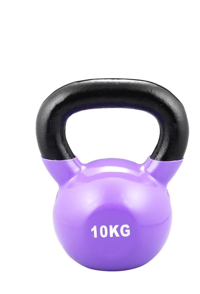 Kettle Bell 10 kg - lila
