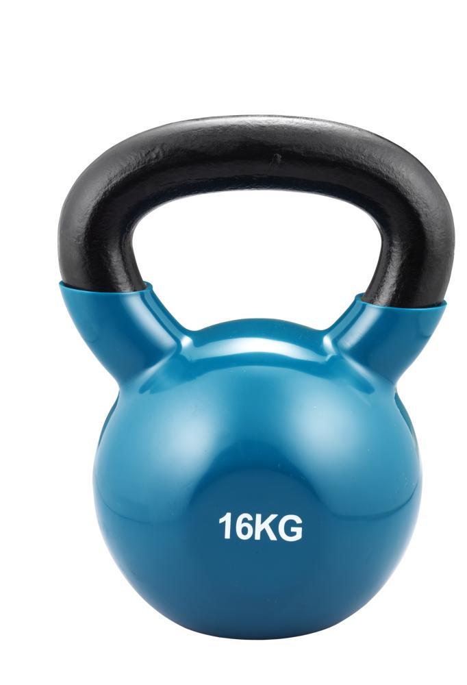 Kettle Bell 16 kg - dunkelgrün