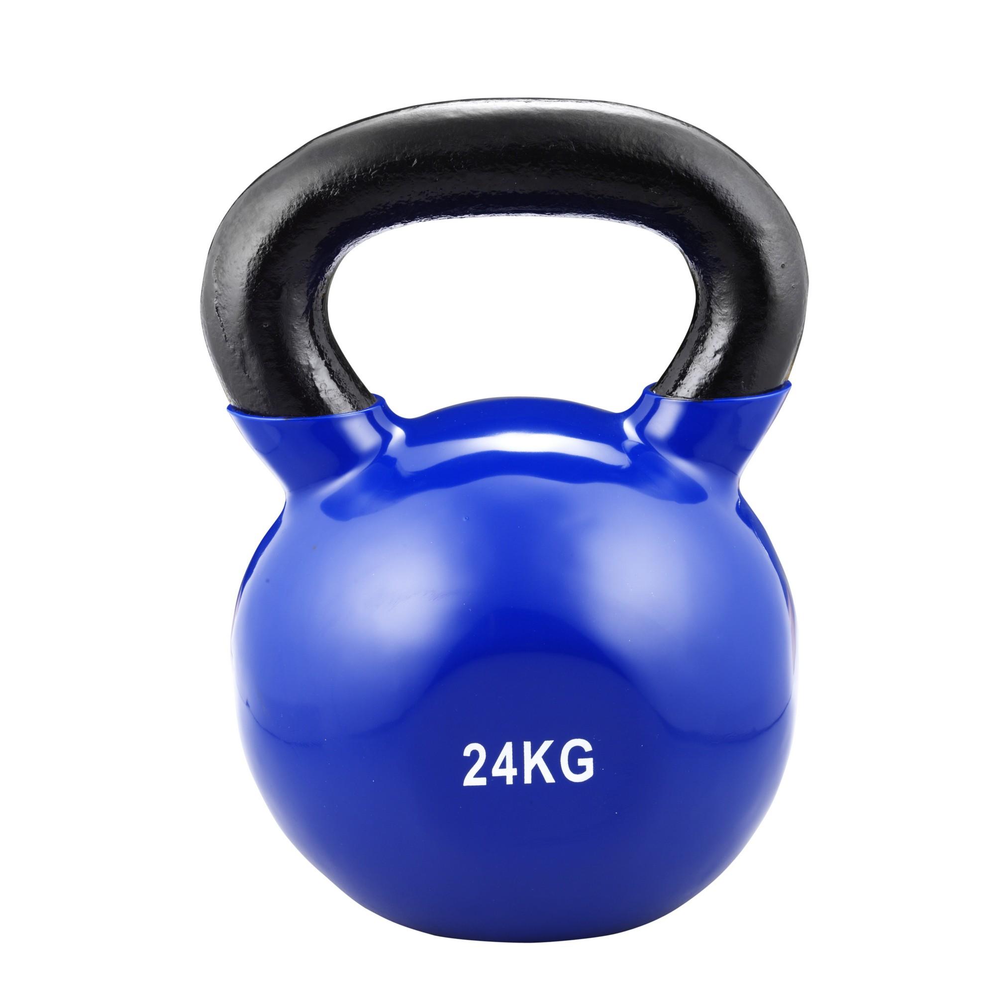 Kettle Bell 24 kg - blau