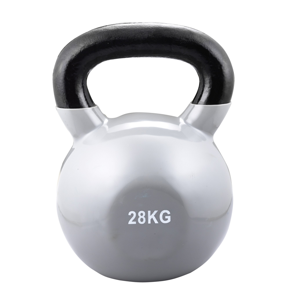 Kettle Bell 28 kg - grau