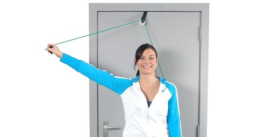 Shoulder Rope Pulley