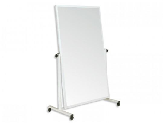 Korrekturspiegel fahrbar 140 x 60 cm