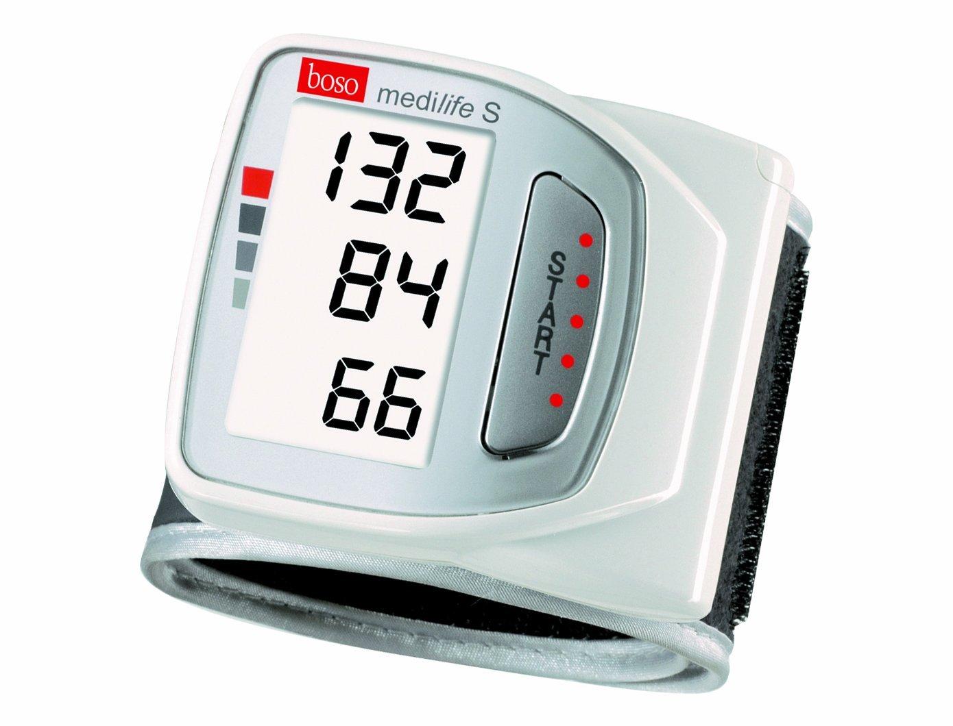 Handgelenk-Blutdruckmessgerät Boso Medilife S