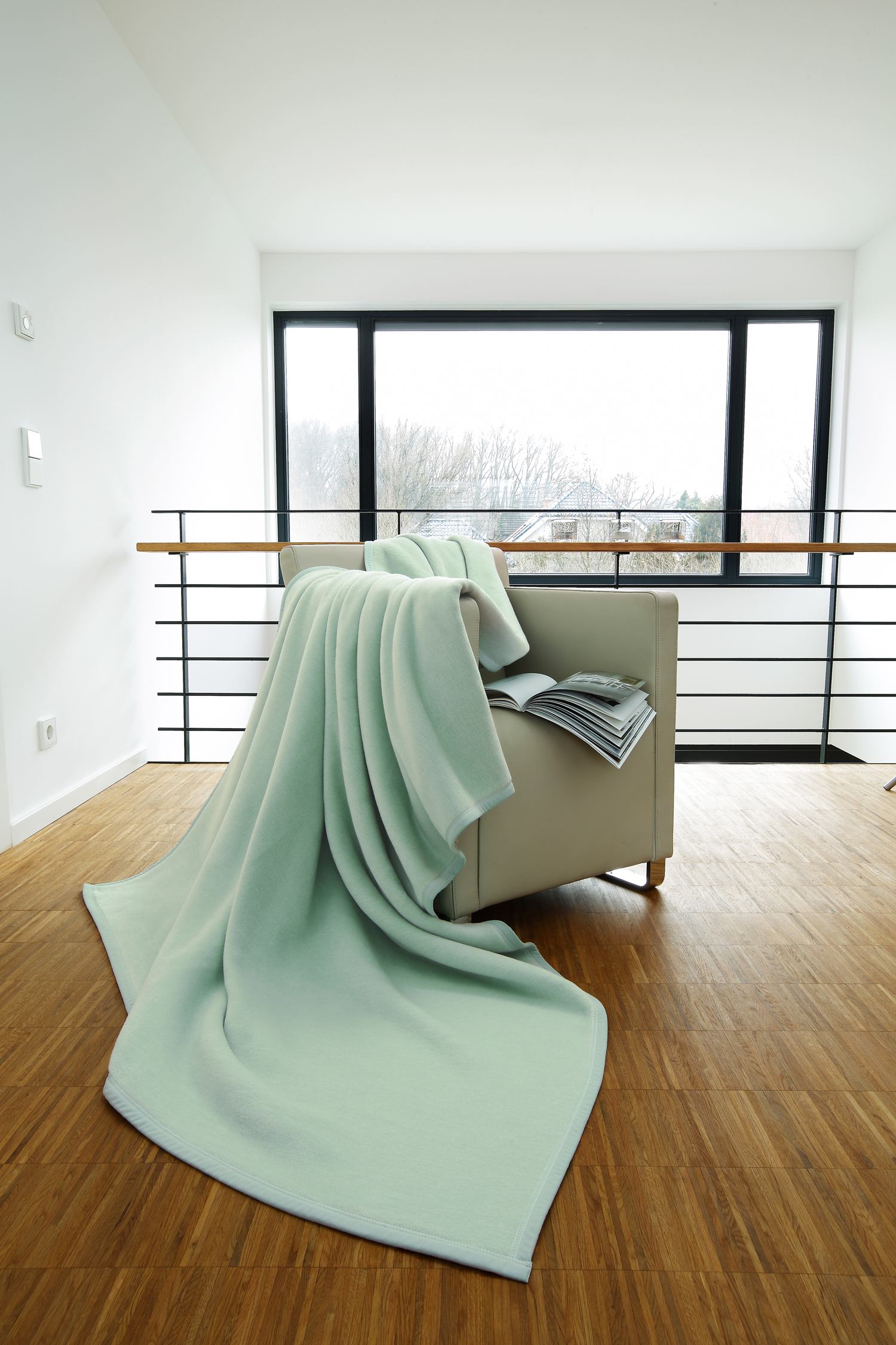Fango Decken Orion Cotton 150 x 200 cm